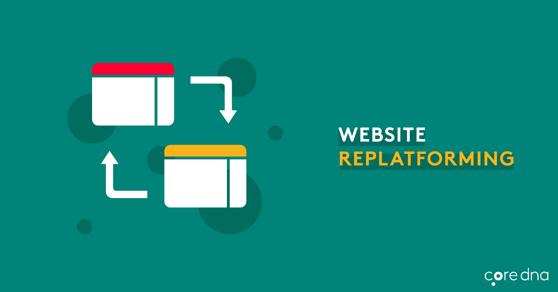 Website Replatforming