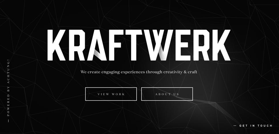 Studio Kraftwerk Home Page